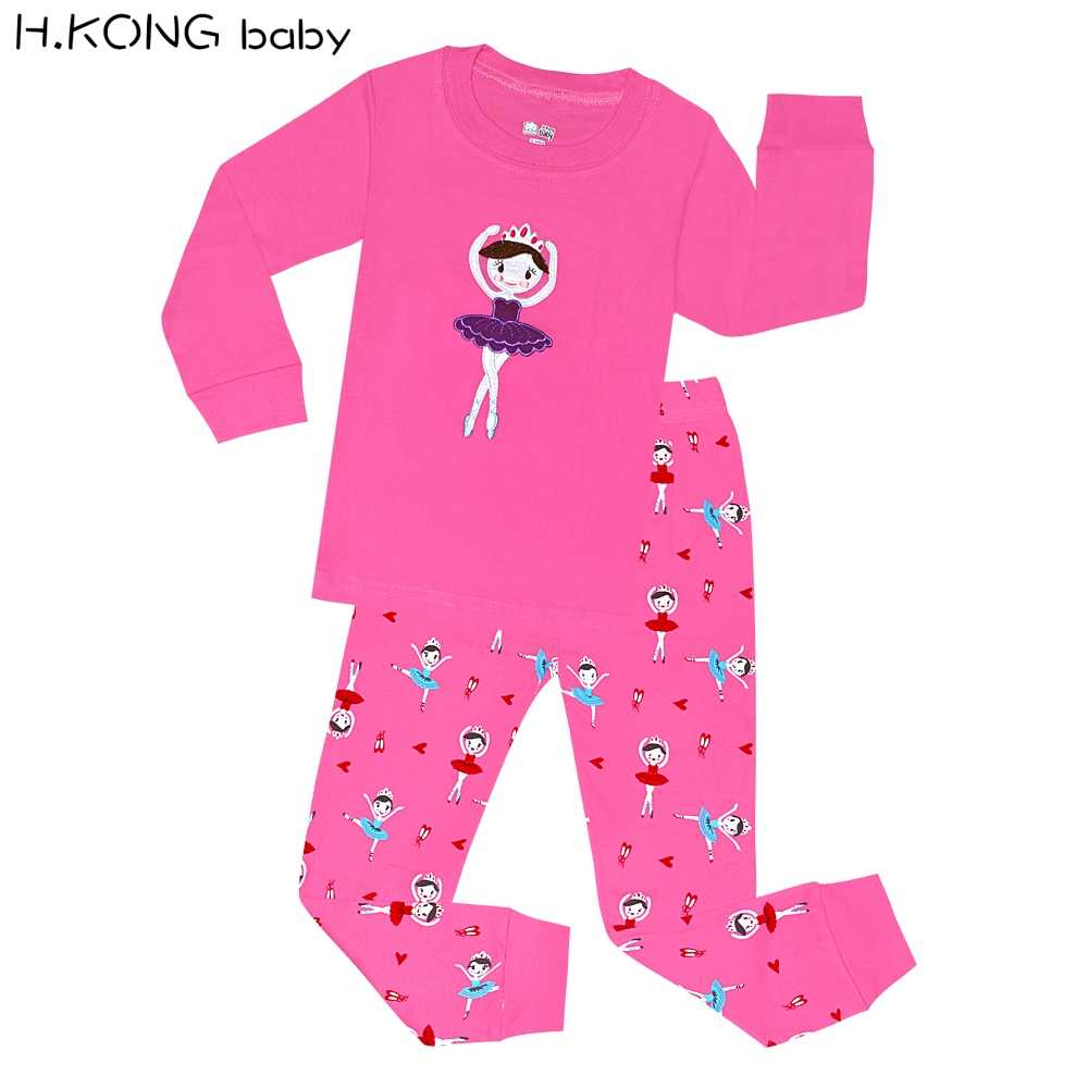 31a8f941aaac Detail Feedback Questions about Girls Ballet Princess Pajamas ...