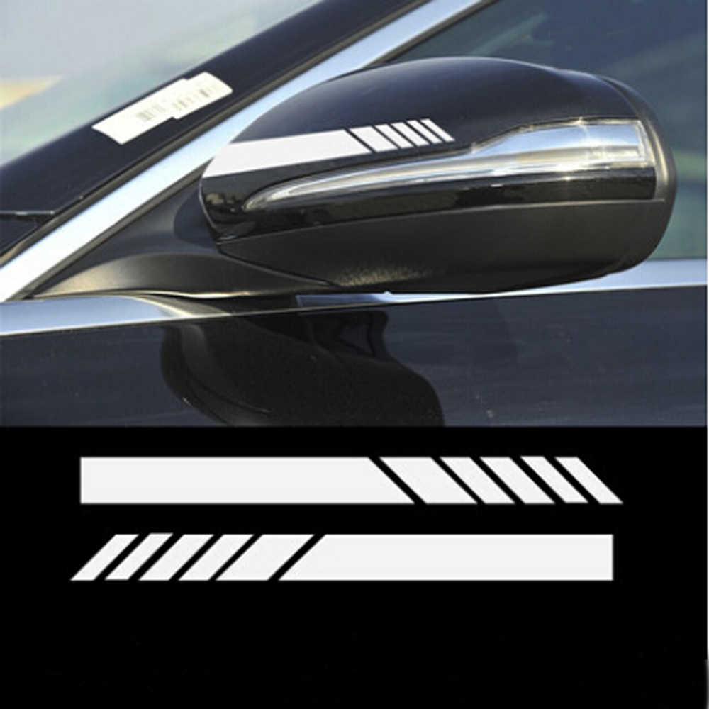 2 pièces Voiture Styling Automatique Graphique En Vinyle Autocollant pour Dodge Journey JUVC Chargeur DURANGO CBLIBER SXT DART Ram 1500 Challenger