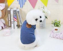 Одежда для собак на весну и лето 2019 одежда маленьких Чихуахуа