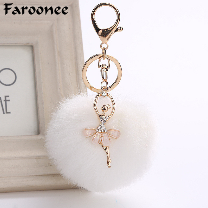 Crystal Handbag Cell Key chain Charm Pendant Accessories Craft Supplies