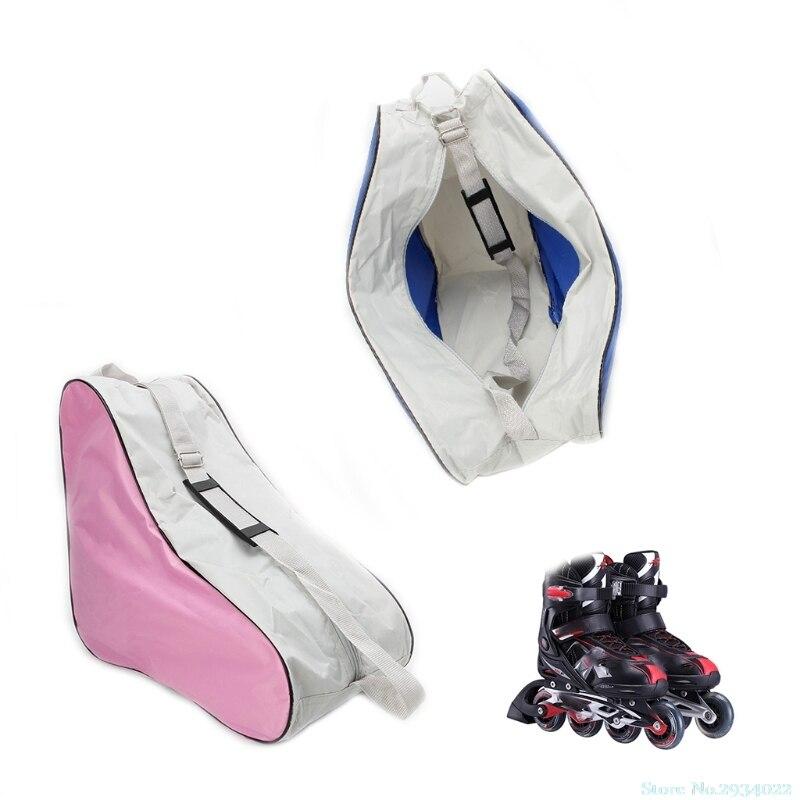 Offizielle Website Neue Nützliche Tragbare Verstellbare Schulter Gurt Roller Skating Tasche Skates Tragen Tasche Fall Drop Schiff