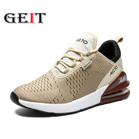 GEIT Running Shoes Breathable Outdoor Sports Shoes Lightweight Sneakers for Women Comfortable Athletic Training Footwear Max Air