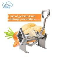 ITOP Нержавеющаясталь фри фрезы чипсы резки полосы Maker Slicer Chopper Dicer Кухня гаджеты