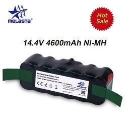 Melasta Classical 4.6Ah 14.4V NIMH <font><b>battery</b></font> for iRobot Roomba 500 600 700 800 <font><b>Series</b></font> 510 530 550 560 610 620 650 770 780 790 870