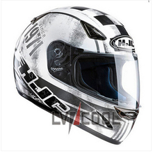 Free Shipping Free shipping Korea HJC-CS-14 classic motorcycle helmet full helmet new plant Commemorative Edition 1971