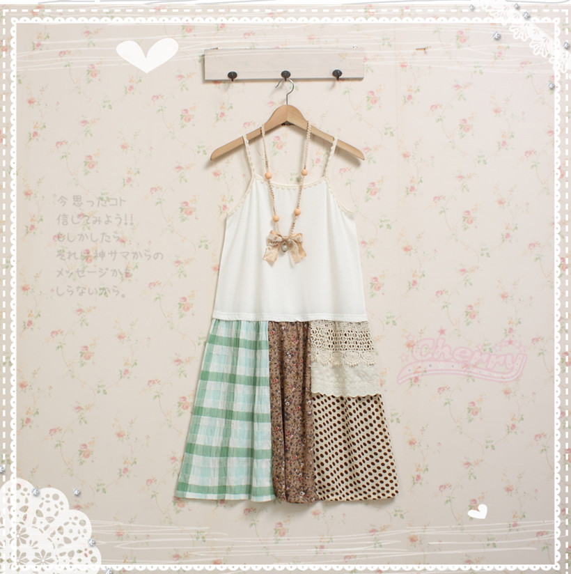 Vestido Vintage, kawaii rockabilly cortar tops bordados roupões bonito ropa mujer flora bohemian combinaison femme moda feminina mori