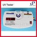 $ Number, Lente Óptica Anti-radiación de Rayos Ultravioleta UV Detector Tester Medidor