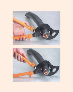 Image 3 - PLIER VC 30A,VC 36A,VC 60A RATCHET CABLE CUTTER TOOLS Cutting capacity 3 Size 32mm 240mm 36mm 300mm 60mm 500mm