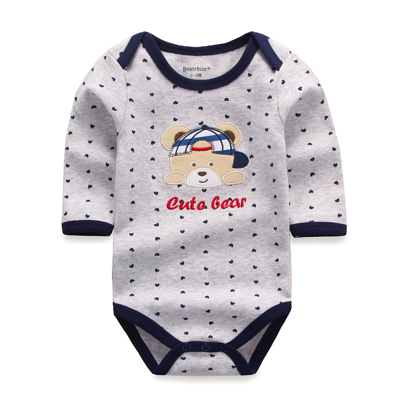 Baby Clothing Boy Girl Long Sleeve Baby Rompers Coveralls for Newborns Baby Clothes Overalls for Baby Jumpsuits infant baby girl rompers jumpsuit long sleeve for newborns baby boy brand clothing bebe boy clothes body romper baby overalls