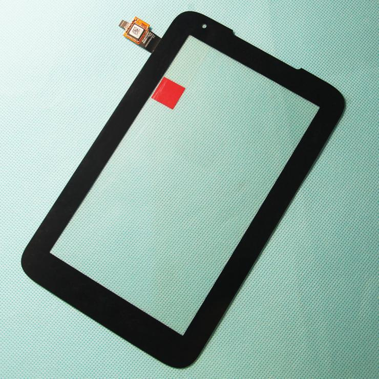 7 Touch Screen Panel for Lenov Tablet IdeaTab A1000 Digitizer Glass Lens Repair Replacement Parts Free Shipping+ Tracking No. replacement touch screen digitizer glass lens repair parts for samsung galaxy note 10 1 p5100 p5110 n8000 black tools