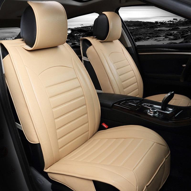 чехлы на сиденья авто чехлы на сиденья универсальный Fit чехлы на сиденья автомобиля для BMW Бьюик Форд Хонда Тойота Ниссан Мазда ОКК-ка крышки места автомобиля