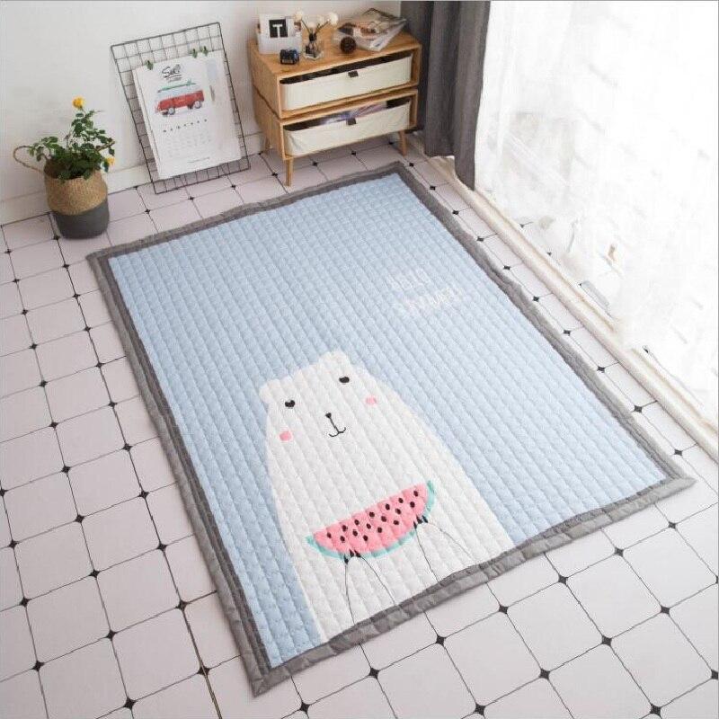 tapetes de jogo do bebê cobertor crianças