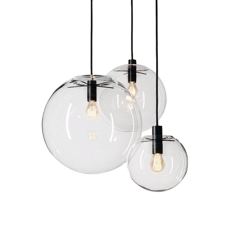 smoke normann copenhagen lamp candy all amp pendant glass black small red