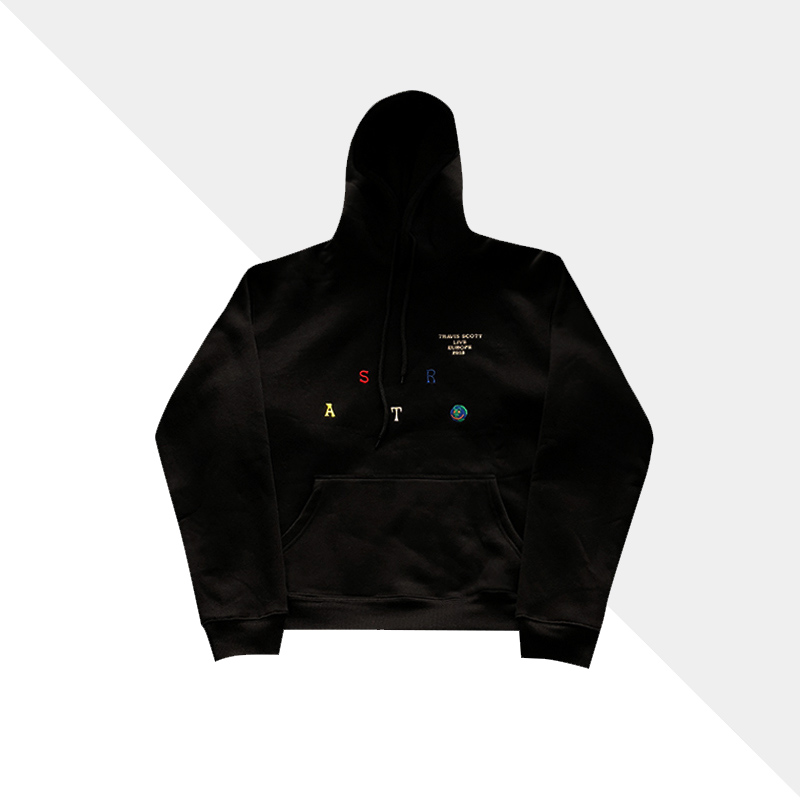 ASTROWORLD SCATTERDE HOODIE Cotton 100% 1:1 TRAVIS SCOTT HOODIES SWEATSHIRTS MEN WOMEN