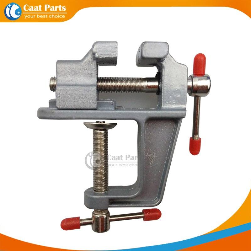 1pcs 35mm MiniAture Mini Vise Tool Vise Tool Vums Aluminium برای نگه داشتن قطعات در مدل سرگرمی ساخت گیره الکترونیکی