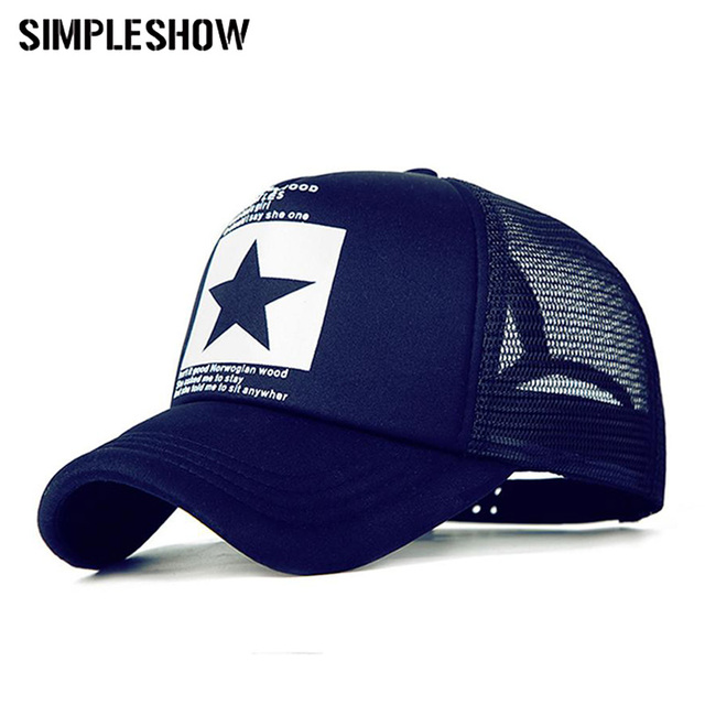 CANCHANGE אופנה מותג בייסבול כובע נשים חיצוני בייסבול כובע לנשימה גברים נשים קיץ רשת כובע בייסבול-כובעי Gorras