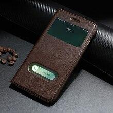 Étui à rabat rétro en cuir de luxe pour iPhone 8 plus étui à rabat en cuir de vachette véritable pour Apple iPhone 7 plus/7/8/10 X fermeture magnétique