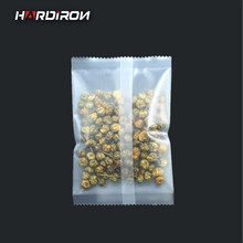 HARDIRON Sealing Bag Baked Scented Tea Fruit Tea PackagingTransparent Plastic Heat Sealing pouch Food Grade Flat Pockets(China)