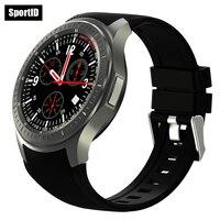 Smart Watch Men Android 5 1 Women Smartwatch DM368 Bluetooth 4 0 Heart Rate Monitor 3G