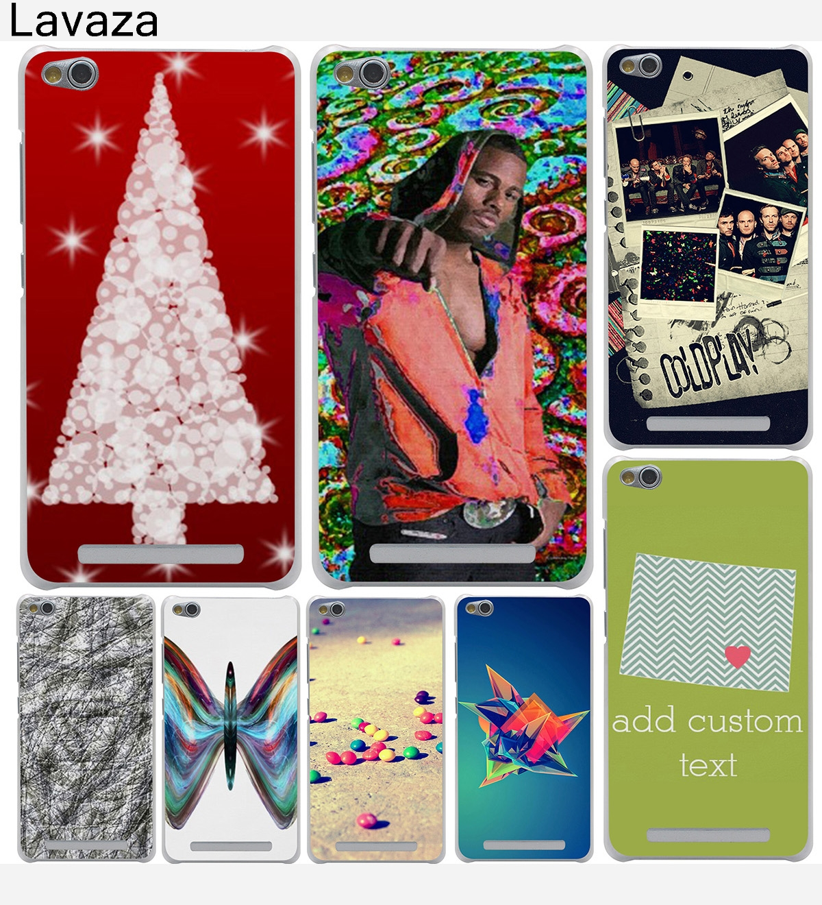 Lavaza Colorful Candies On The Ground Hard Case for Xiaomi Redmi 4X Mi A1 6 5 5X 5S Plus Note 5A 2 3 3S 4A 4 4X Pro Prime Mi5X