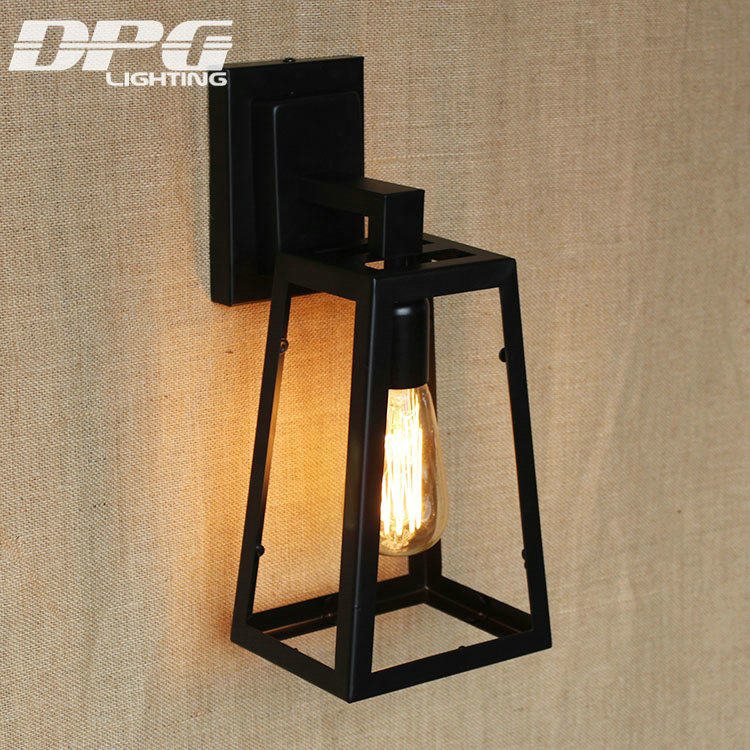 Loft Vintage Modern Wall Led Lamp Antique lights Black Classic Sconce for Home Indoor Bedside Up Down Bed Retro Cheap Lighting 2016 vintage e27 wall lamp loft indoor outdoor lighting bedside screw thread style black metal lamps lights for home corridor