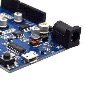 Image 4 - CH340 D1 CH340G WiFi Carte de Développement 3.3v 5v 1A ESP8266 ESP 12 ESP 12E Module Pour Arduino