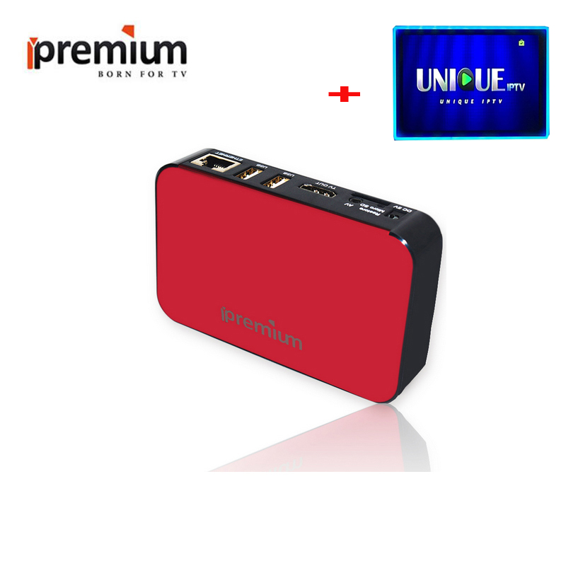 2017 Hot Iptv Box Ipremium Tv Online+ AVOV Android Smart Tv Box With Unique 1 Year Iptv  ...