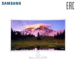 Gebogen monitor Samsung 31.5 C32F391FWI gaming