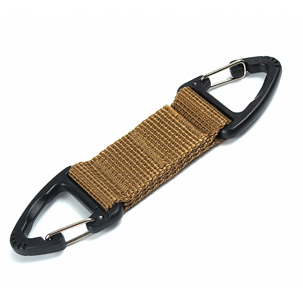 5x Quick Plastic Buckle Tactical Backpack Bag Webbing Belt Strap Clip outdoor jb