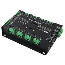 цена на Bc-632 Dc5V-24V Constant Voltage 32Ch Dmx/Rdm Decode Driver 3A*32Ch Output Dmx512 Rgbw Controller For Rgb Rgbw Led Strips Lamp