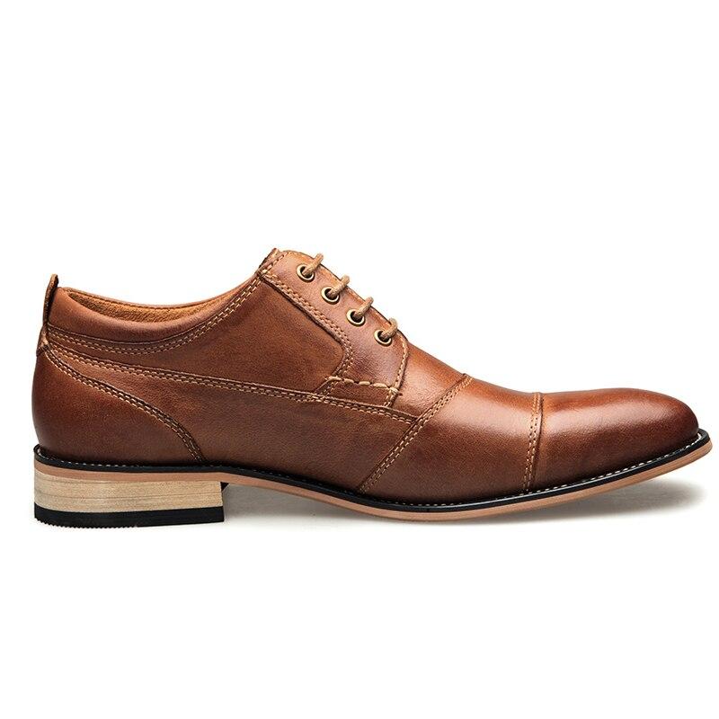 YIGER Men Dress Shoes 20