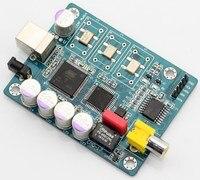 IIS digitale interface + WM8805 coaxiale uitgang