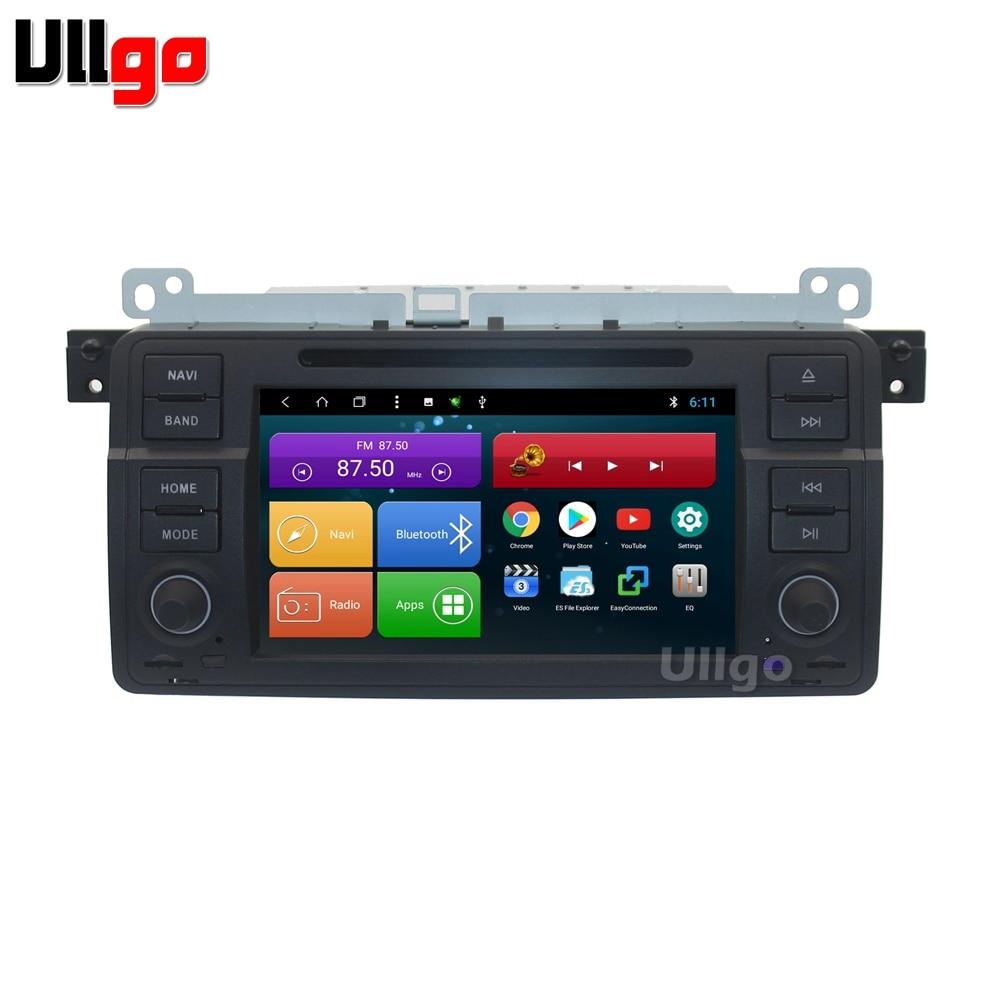 7 pouces Octa Core Android 8.1 voiture DVD GPS pour BMW E46 berline/Rover 75 1999 2000 2001 2002 2003 2004 2005/MG ZT Autoradio GPS