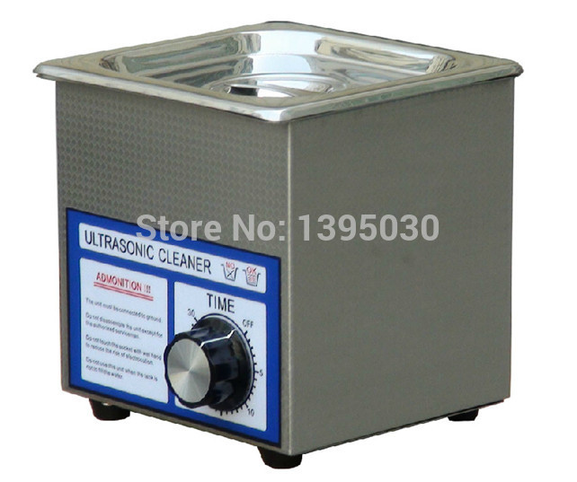 Ultrasonic bath PS-08T AC110/220V Digital Ultrasonic Cleaner  60w 40khz 1.3L For Jewelry ,Gleases ,Watches eu us 30w 50w 220v 110v mini ultrasonic cleaner bath for cleanning jewelry watch glasses circuit board limpiador ultrasonico