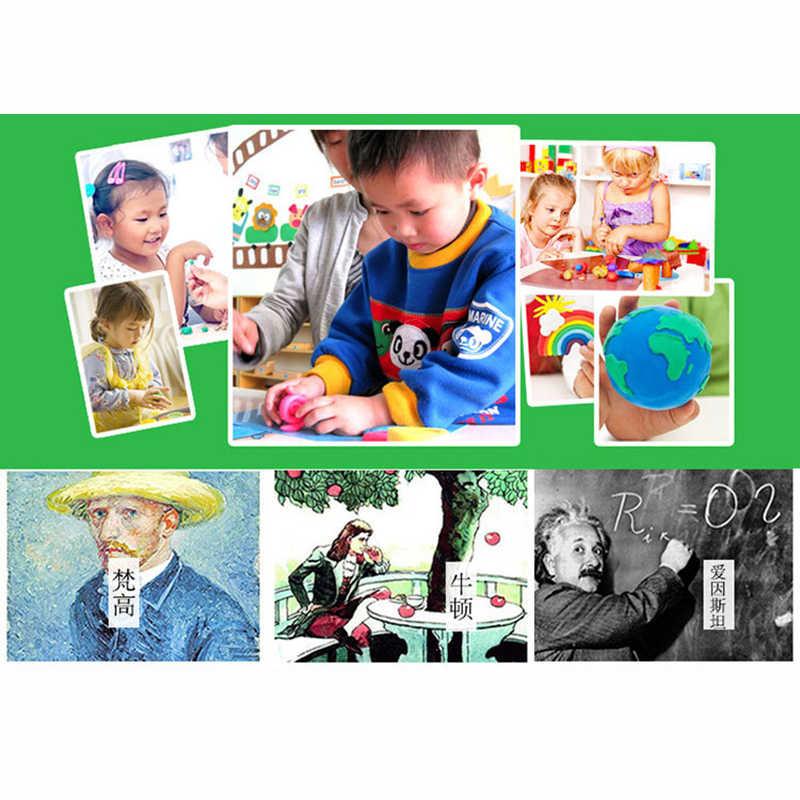 24 Цвета x20g Fimo Полимерная формовочная глина Floam слизь пушистый слизь игрушки пушистые слизь Окно Свет Пластилин для детей DIY
