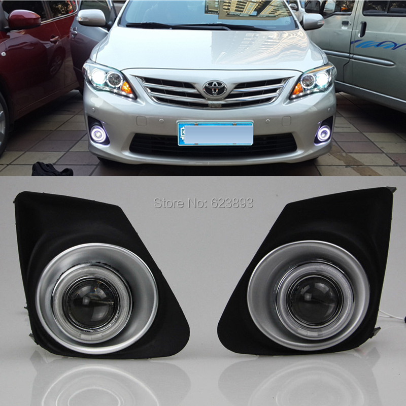 Aliexpress Com Buy Car Styling For Toyota Corolla 2011