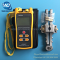 2 PCS JOINWIT JW3208 Optical Power Meter JW3208A Portable -70~+6dBm+Longitudinal Opening Knife SI-01 Cable cutter