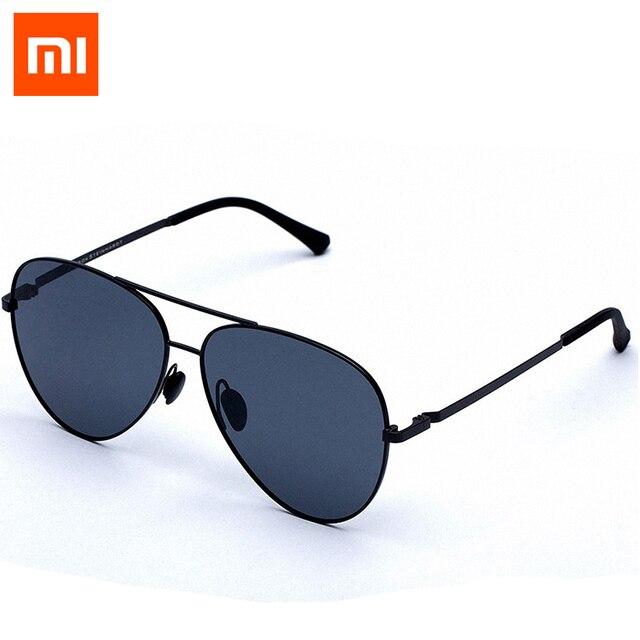 המקורי Xiaomi Mijia Turok Steinhardt TS מותג עדשות מראת שמש מקוטבת משקפי שמש משקפיים UV400 עבור גבר אשת זרוק משלוח