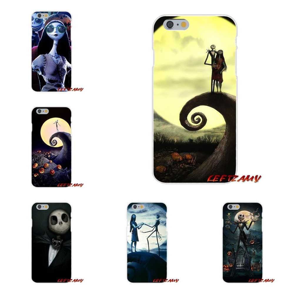 For Huawei P8 P9 P10 Lite 2017 Honor 4C 5X 5C 6X Mate 7 8 9 10 Pro The Nightmare Before Christmas Accessories Phone Cases Covers