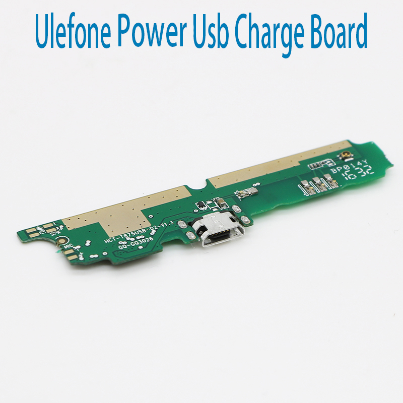 New Original usb plug charge board For Ulefone Power Phone