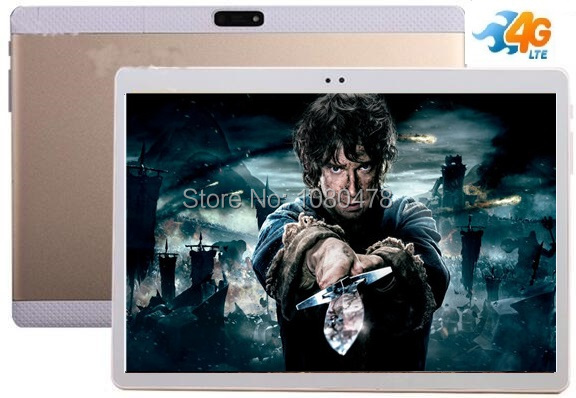 DHL Free 2017 Newest 10 Inch Tablet PC 4G LTE Octa Core 4GB RAM 32GB ROM