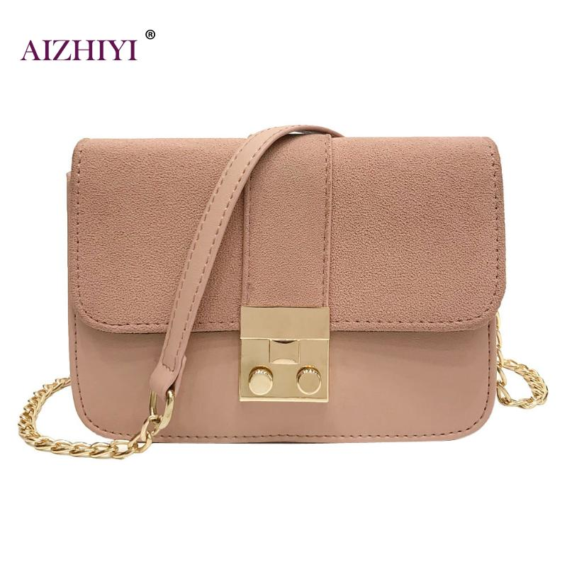Small Women Chain Messenger Bags Designer Mini Shoulder Bag PU Leather Bag Clutch Bags Women Handbag Hot Sale bolso mujer purse lacattura luxury handbag chain shoulder bags small clutch designer women leather crossbody bag girls messenger retro saddle bag