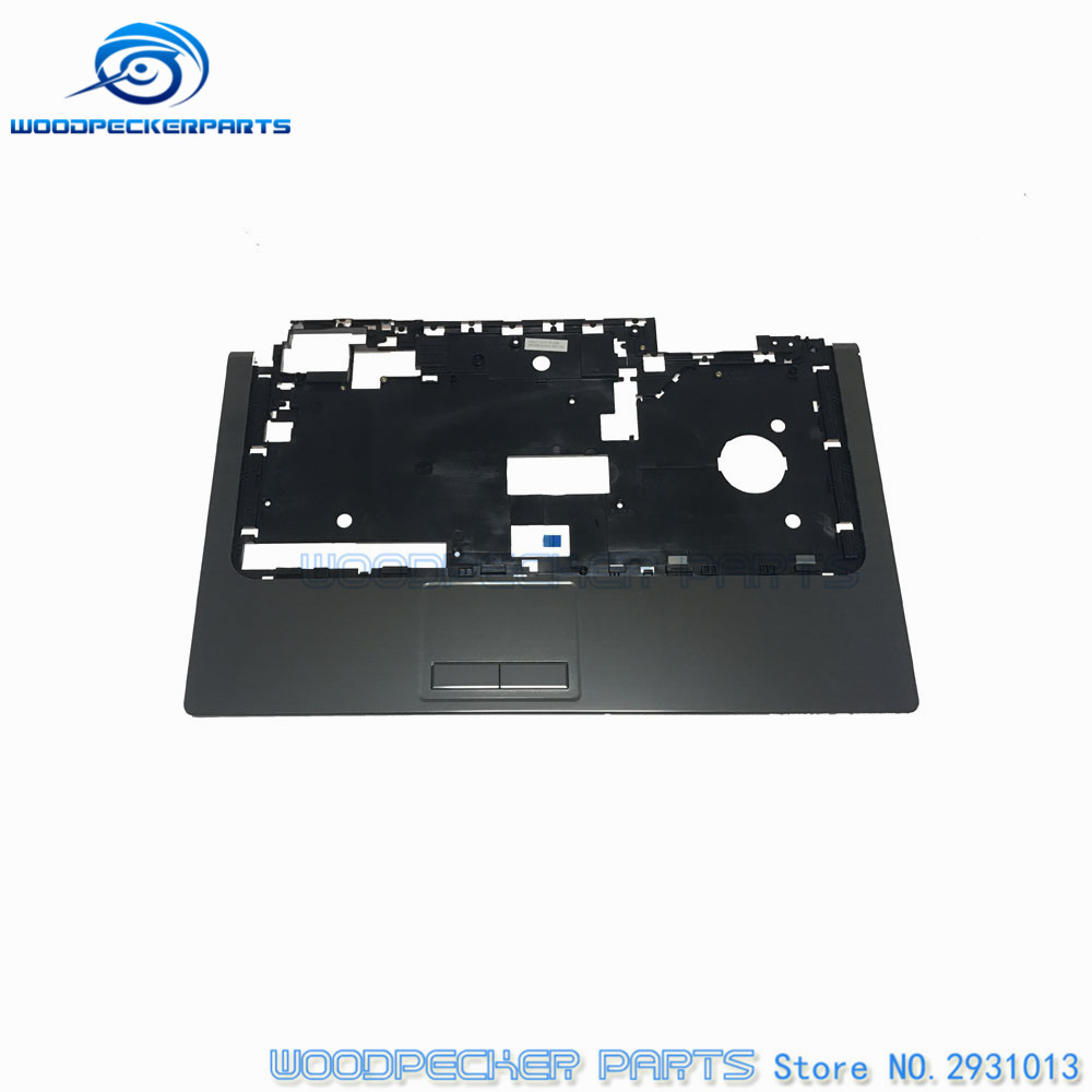 ФОТО Original NEW Laptop Palmrest TOP Cover For Dell 1555 1557 1558 Screen Back Palmrest Touchpad C Shell 0G3P3G G3P3G