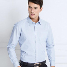 Fashion Men Teenagers Long Sleeve Pinstriped Printed  Dress Shirts,Cotton Breathable Comfotable Single Breasted Workers Camisa