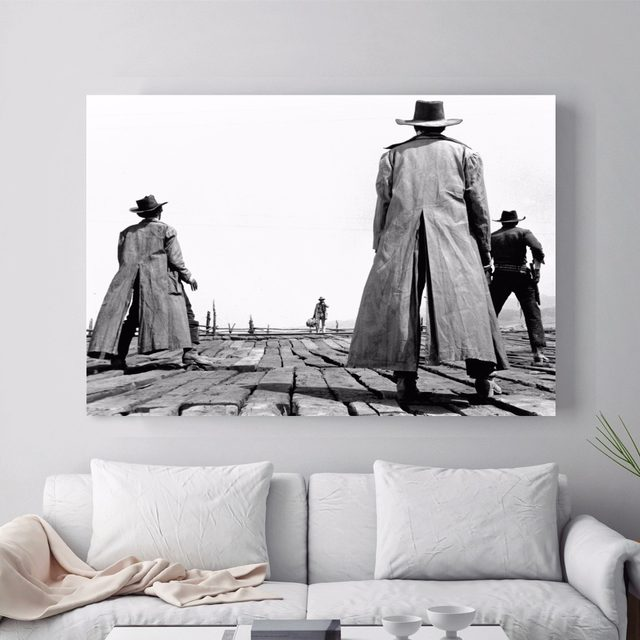 Online Shop Once Upon A Time In The West Modern Poster Art Wall