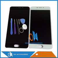 5 5 Inches For Meizu M5 Note M621H M621Q M621M LCD Display Touch Screen Digitizer Assembly