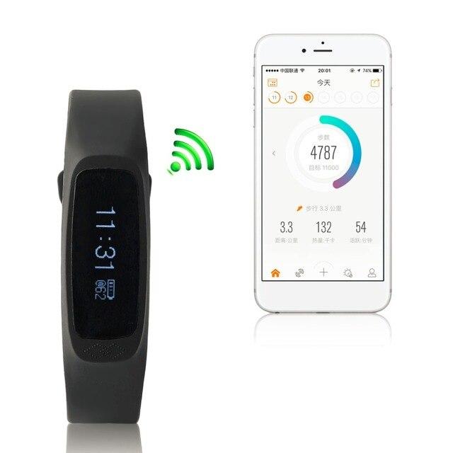 Z2 Personal Health Monitoring Smart Bracelet Bluetooth 4.0 0.91 Inch Display Waterproof Calories Burnt Tracker Smart Bracelet