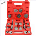 18PC Brake Caliper Wind Back Piston Rewind Tool Kit Complete set of hand tools