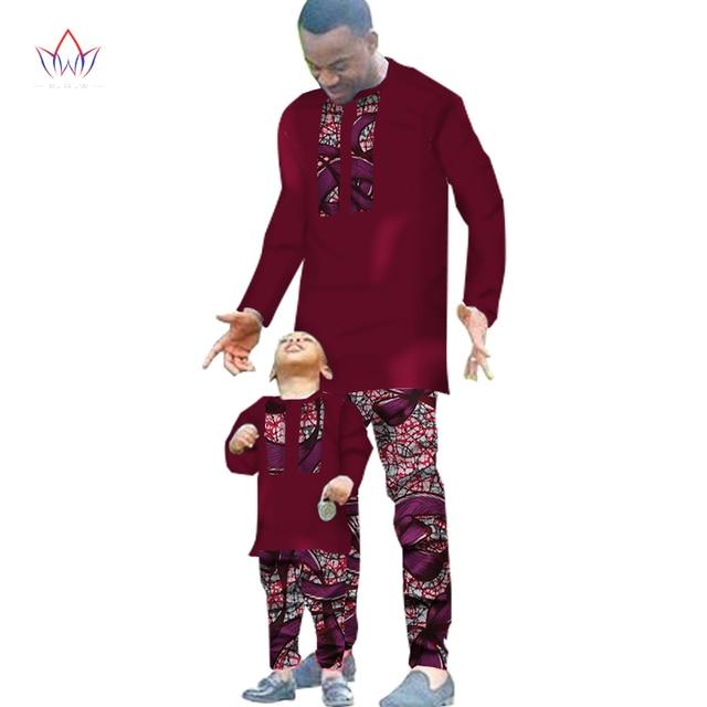 Комплект одежды мужской из двух предметов рубашка с длинным