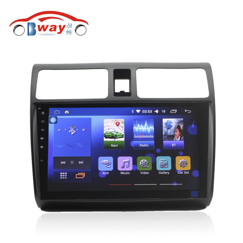Free shipping 10 2 Quadcore Android 5 1 font b car b font radio for Suzuki
